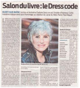 Evelyne Dress Editions Glyphe