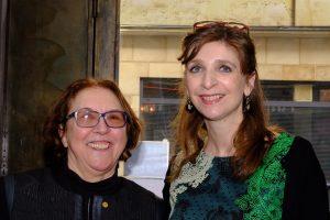 Suzy Maltret et Maryline Martin