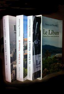 Le Liban. Histoire d'une nation inachevée