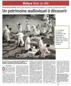 Tho_Radia, Vichy