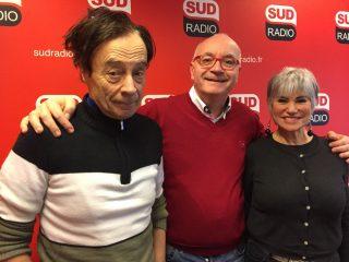 Evelyne Dress à Sud Radio
