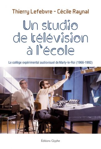 Un studio de télévision à l'école