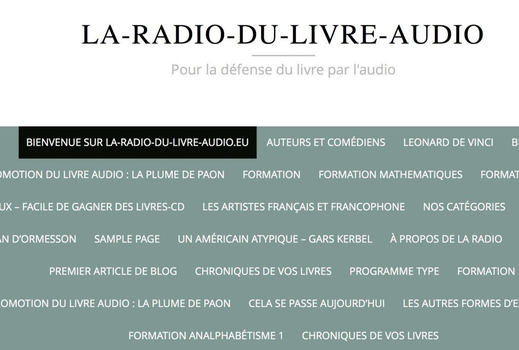 La Radio du livre