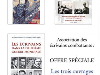 Association des écrivains combattants, Grande Guerre, Guerre mondiale, Alfred Gilder, Editons Glyphe