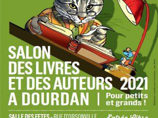 Salon des livres et des auteurs de Dourdan, Editions Glyphe, Alfred Gilder, Eric Martini