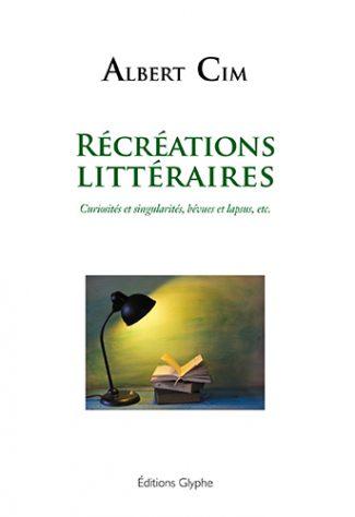 Récréations littéraires