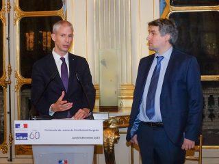 Prix Roland Dorgeles, Baptiste Ligier., Editions Glyphe