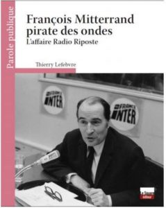 François Mitterand, Thierry Lefebvre, Cécile Raynal, Editions Glyphe