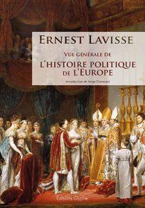 Ernest Lavisse, histoire, Europe, Editions Glyphe